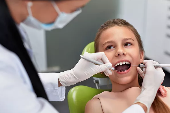 kids dentists in brisbane